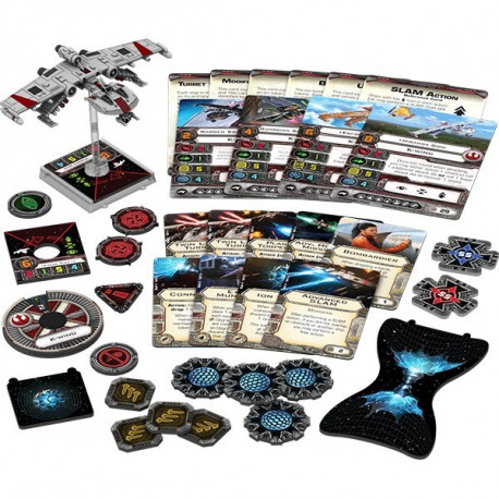 X-Wing - Le jeu de Figurines - K - wing