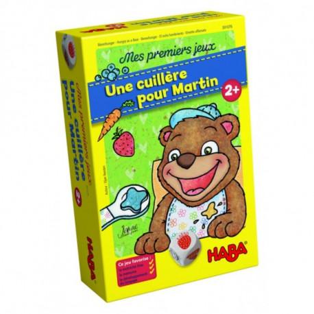 Mes premiers jeux - Une cuillère pour Martin- HABA