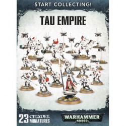 Start Collecting - Tau Empire
