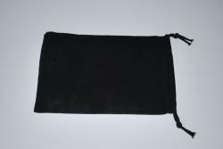 Bourse - Petit format 10 x 14 cm - Velours Noir