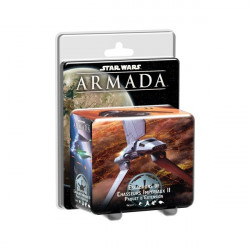 Star Wars Armada - Escadrons de Chasseurs Impériaux II