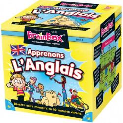 Brain Box - Apprenons L'Anglais