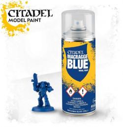 Macragge Blue Spray Couche couche BLEUE