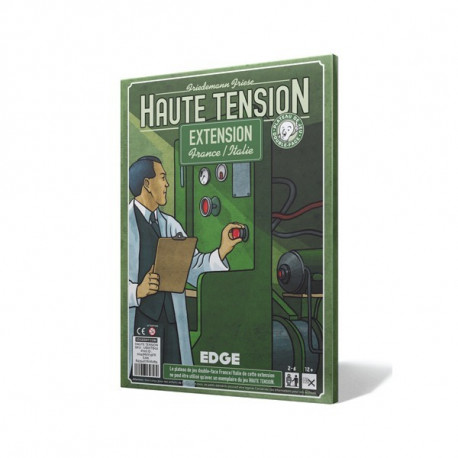 Haute tension - France Italie