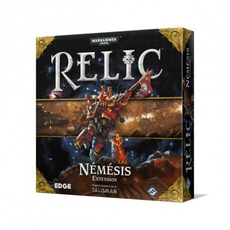 Relic - Extension Némésis