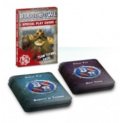 Blood Bowl : Cards - Pack d'Equipe de Titans (VF)