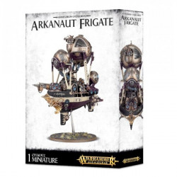 Age of Sigmar : Order - Kharadron Overlords Arkanaut Frigate