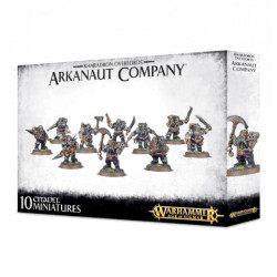 Age of Sigmar : Order - Kharadron Overlords Arkanaut Company