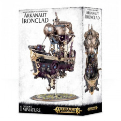 Age of Sigmar : Order - Kharadron Overlords Arkanaut Ironclad