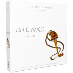 Time Stories - Sous le Masque