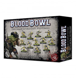 Blood Bowl : Team - Scarcrag Snivellers - équipe Gobeline