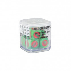 Blood Bowl : Set de Dés - The Gouged Eyes Dice Set