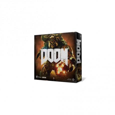 Doom : Le Jeu de Plateau - Seconde Édition