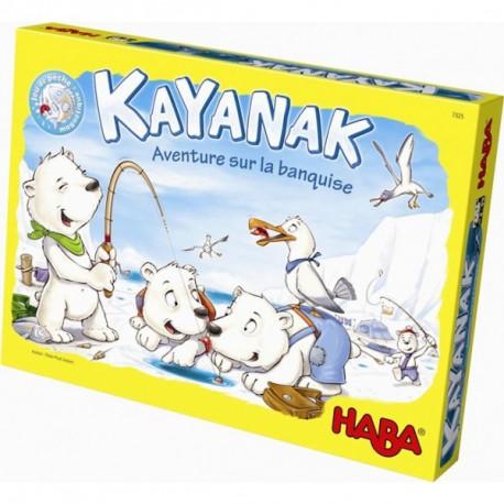 Kayanak - Aventure sur la banquise