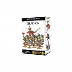 Age of Sigmar : Start Collecting - Seraphon