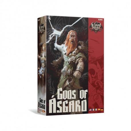 Blood Rage - Dieux d'Asgard