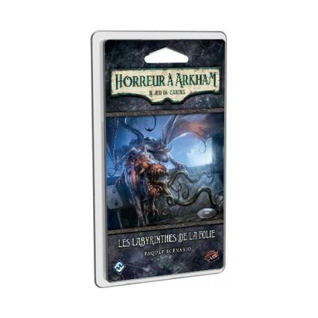 Dans Les Labyrinthes de la Folie pour Horreur à Arkham : le Jeu de Cartes