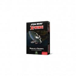 X-Wing - Le Jeu de Figurines - Kit de Conversion Racailles et Scélérats