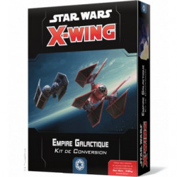 X-Wing - Le Jeu de Figurines - Kit de Conversion Empire Galactique