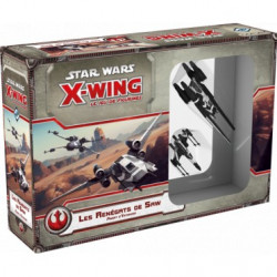Star Wars X-Wing - Les Renégats de saw