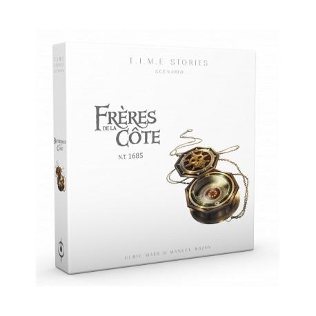 Time Stories - Frères de la Côte