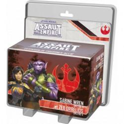 Star Wars : Assaut sur l'Empire - Sabine Wren et Zeb Orellios