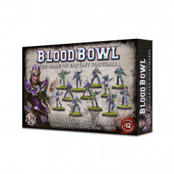 Blood Bowl : Team - Naggaroth Nightmare