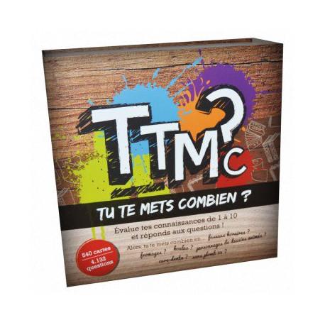 TTMC - Tu Te Mets Combien ?