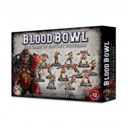 Blood Bowl : Team - Chaos Chosen