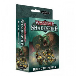 Age of Sigmar : Warhammer Underworlds - Ironskull's Boyz