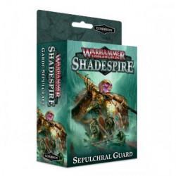 Age of Sigmar : Warhammer Underworlds - Sepulchrale Guard VF