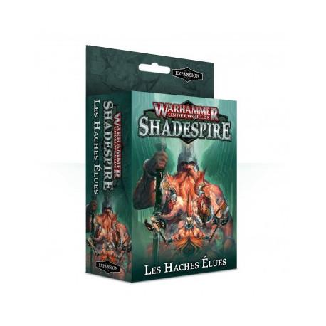 Age of Sigmar : Warhammer Underworlds - The Chosen Axes