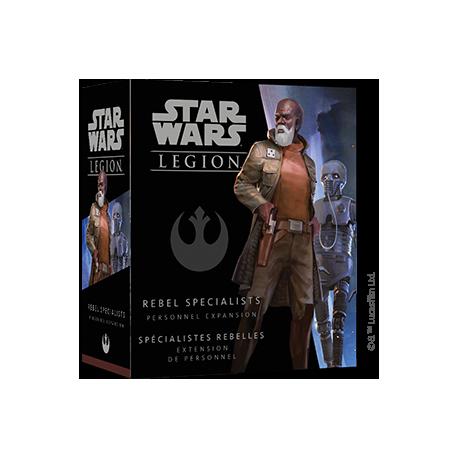 Star Wars Legion - Spécialistes Rebelles