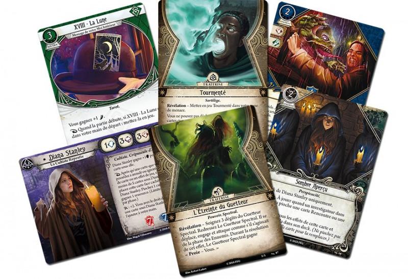 horreur à arkham jeu de carte Horreur à Arkham : Le Jeu de Cartes   Le Cercle Brisé   Fungames