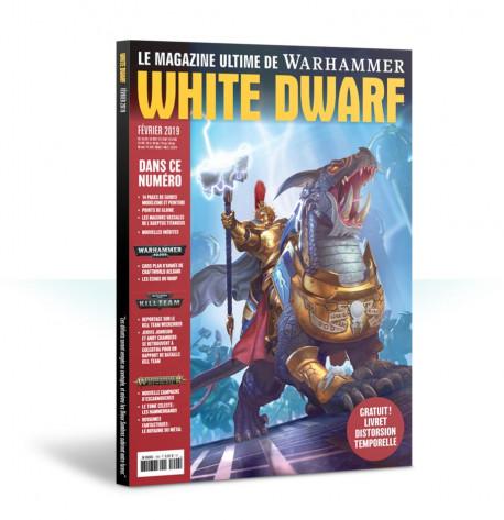 White Dwarf - fevrier 2019