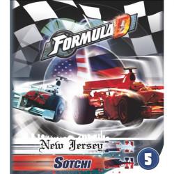 Formula D : Sotchi / New Jersey
