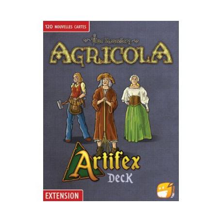 Agricola - Extension Deck Artifex