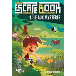 Escape Book Junior - La maison-fantôme de Mme Hideuse