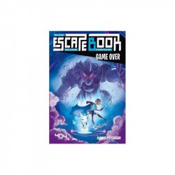 Escape Book Junior - Game Over