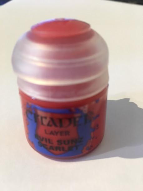 Citadel : Layer - Evil Sunz Scarlet