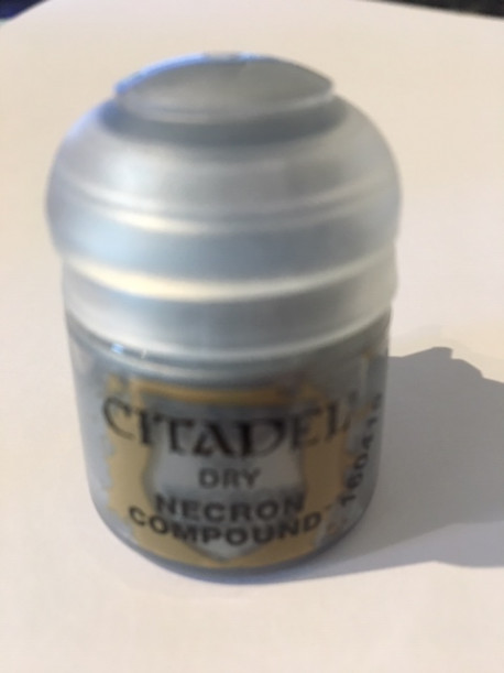 Citadel : Dry - Necron Compound