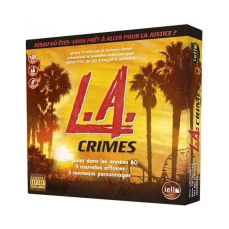 Détective - L.A. Crimes-