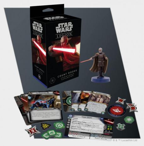 Star Wars : Légion - Comte Dooku