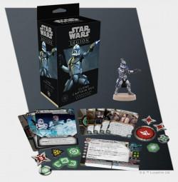 Star wars Legion : Capitaine Clone Rex
