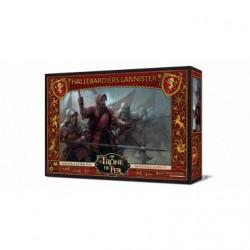 Le Trône de Fer : le Jeu de Figurines - Hallebardiers Lannister