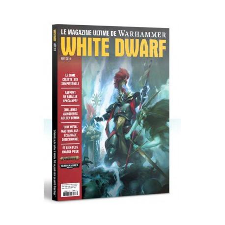 White Dwarf - Août 2019