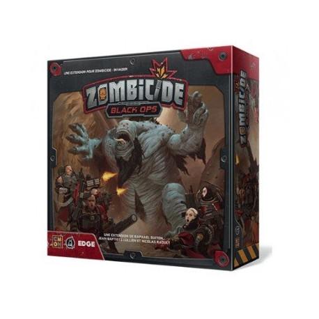 Zombicide - Invader : Black Ops