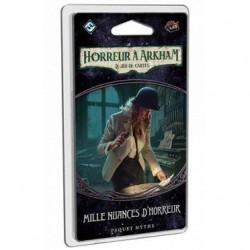 Horreur à Arkham : Le Jeu de Cartes - Mille Nuances d'Horreur