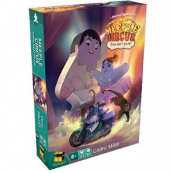 Meeple Circus - Extension The Show Must Go On