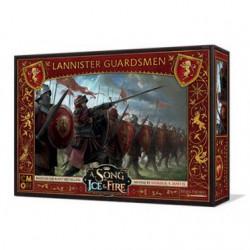 Le Trône de Fer : le Jeu de Figurines - Gardes Lannister